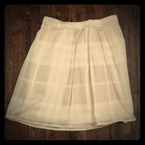 Womens Burberry skirt Size 10  12